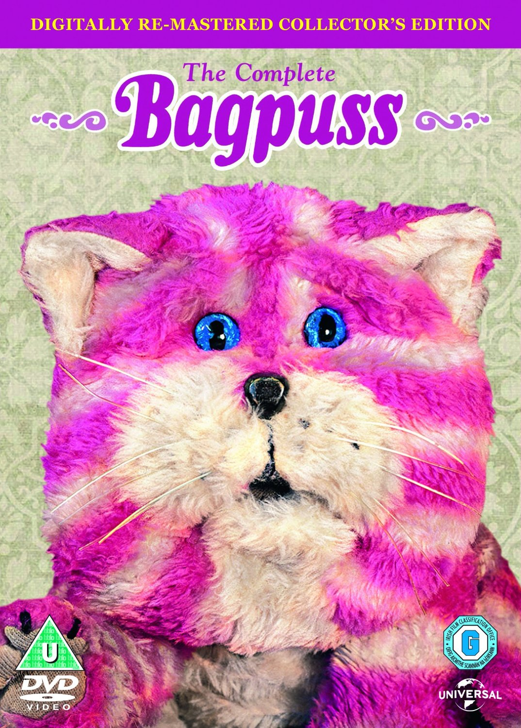 Bagpuss: The Complete Bagpuss (1974) (DVD)