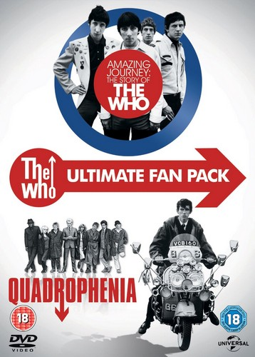 Amazing Journey: The Story Of The Who/ Quadrophenia - Ultimate Fan Boxset [2015] (DVD)
