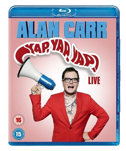 Alan Carr: Yap  Yap  Yap! [Blu-ray]