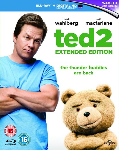 Ted 2 - Extended Edition (Blu-ray + UV Copy)