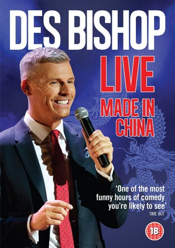 Des Bishop: Made In China (DVD)