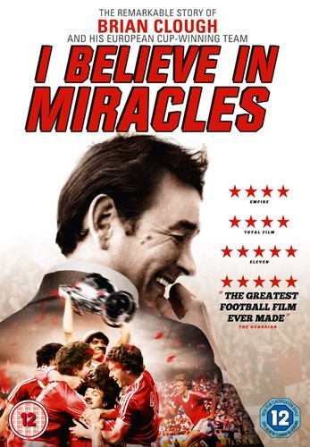 Brian Clough: I Believe In Miracles (DVD)