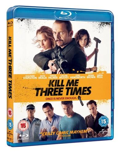 Kill Me Three Times [Blu-Ray] (DVD)