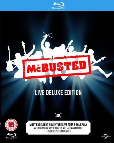 Mcbusted: Deluxe Collection [Blu-ray]