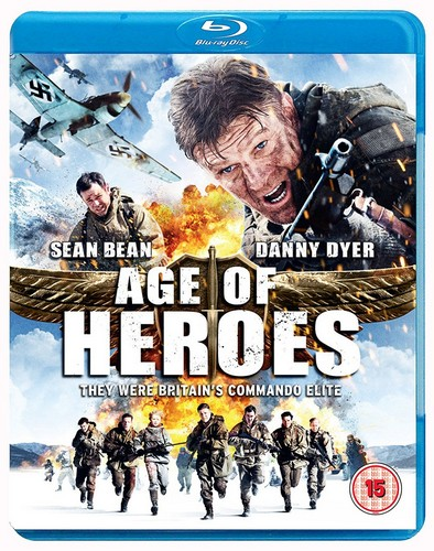 Age Of Heroes (Blu-Ray)