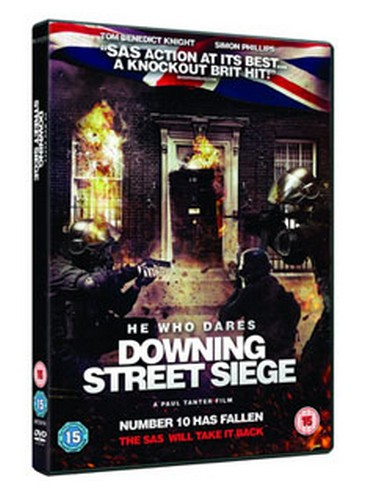 He Who Dares: The Downing St Siege (DVD)