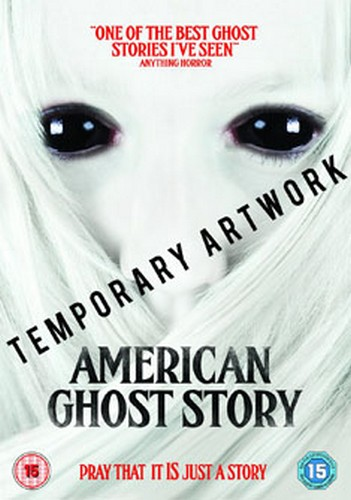 An American Ghost Story (DVD)
