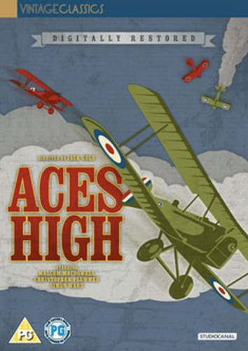 Aces High *Digitally Restored (DVD)