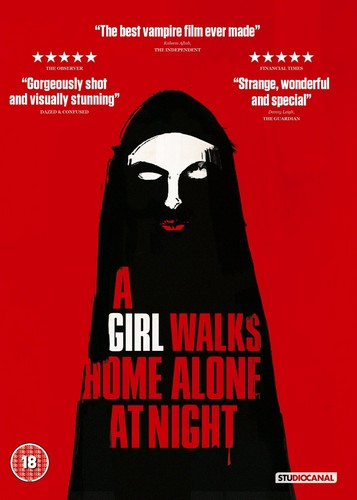 A Girl Walks Home Alone At Night (DVD)