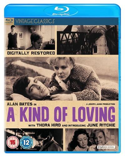 A Kind Of Loving [Blu-ray]