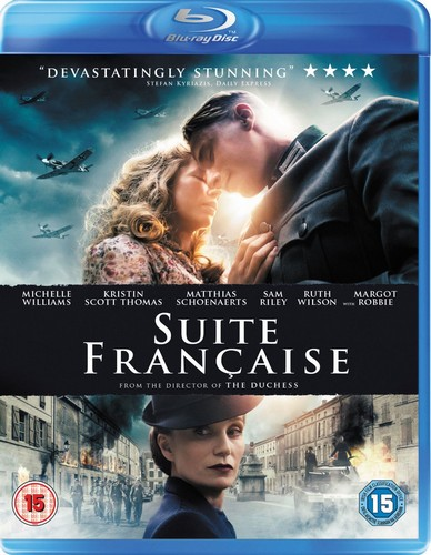 Suite Francaise [Blu-ray]