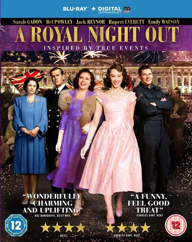 A Royal Night Out [Blu-ray]