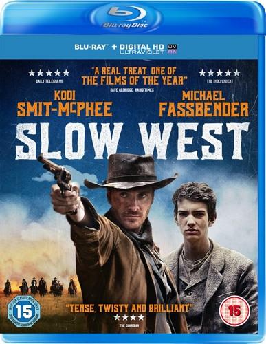Slow West [Blu-ray] (Blu-ray)