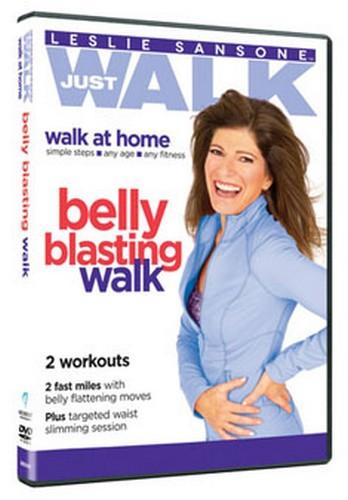 Leslie Sansone - Belly Blasting Walk (DVD)