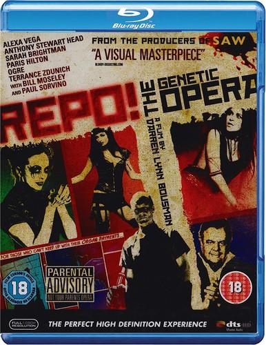 Repo! The Genetic Opera (Blu-Ray)