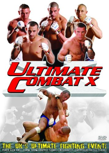 Ultimate Combat X (DVD)