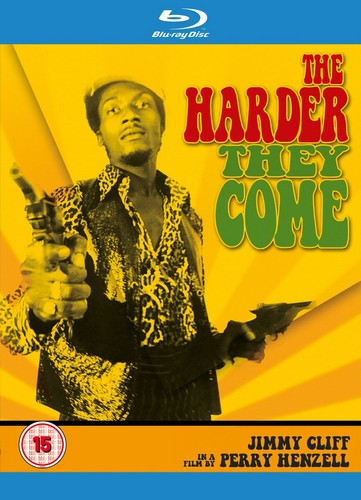 The Harder They Come [Blu-ray] (Blu-ray)