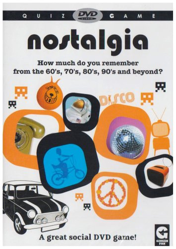 Nostalgia (Dvdi) (DVD)