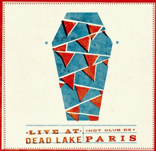 Hot Club De Paris - Live At Dead Lake (Music CD)