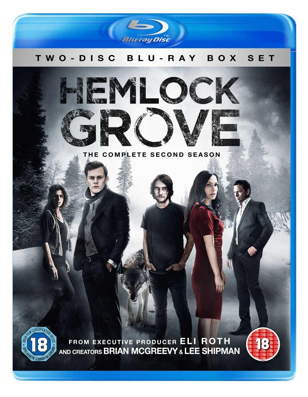 Hemlock Grove : The Complete Second Season [Blu-Ray]