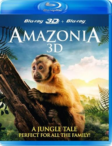 Amazonia [Blu-ray]