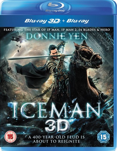 Iceman 3D [Blu-Ray 3D + Blu-Ray]