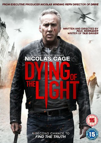 Dying Of The Light (DVD)
