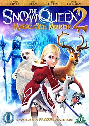 The Snow Queen: Magic Of The Ice Mirror (DVD)