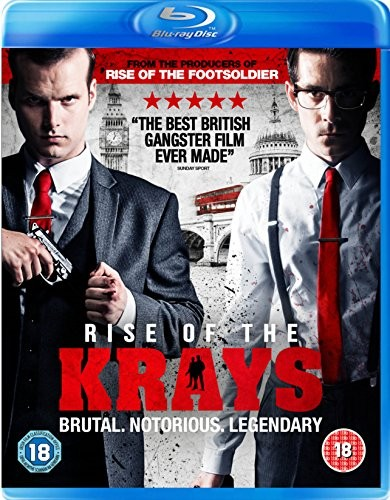 Rise Of The Krays [Blu-ray]