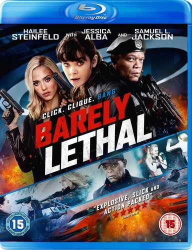 Barely Lethal [Blu-ray] (