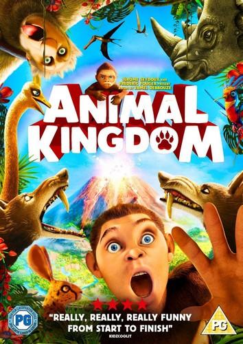 Animal Kingdom: Let'S Go Ape (DVD)
