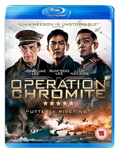 Operation Chromite [Blu-ray] (Blu-ray)