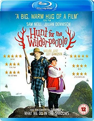 Hunt For The Wilderpeople [Blu-ray] (Blu-ray)