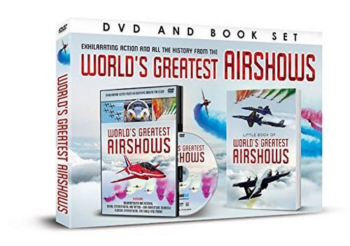 Airshows Book DVD Set