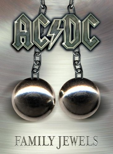 Ac/Dc - Family Jewels (Two Discs) (DVD)