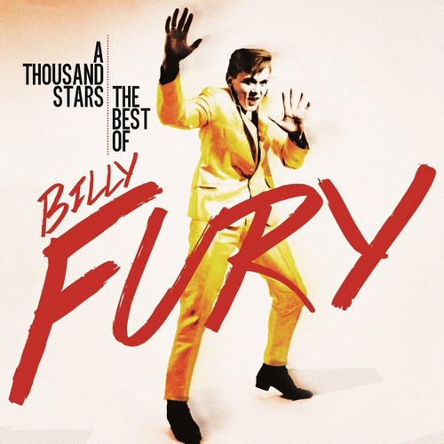 Billy Fury - A Thousand Stars: Best Of
