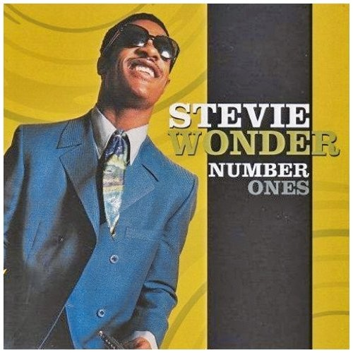 Stevie Wonder - Number 1s (Music CD)