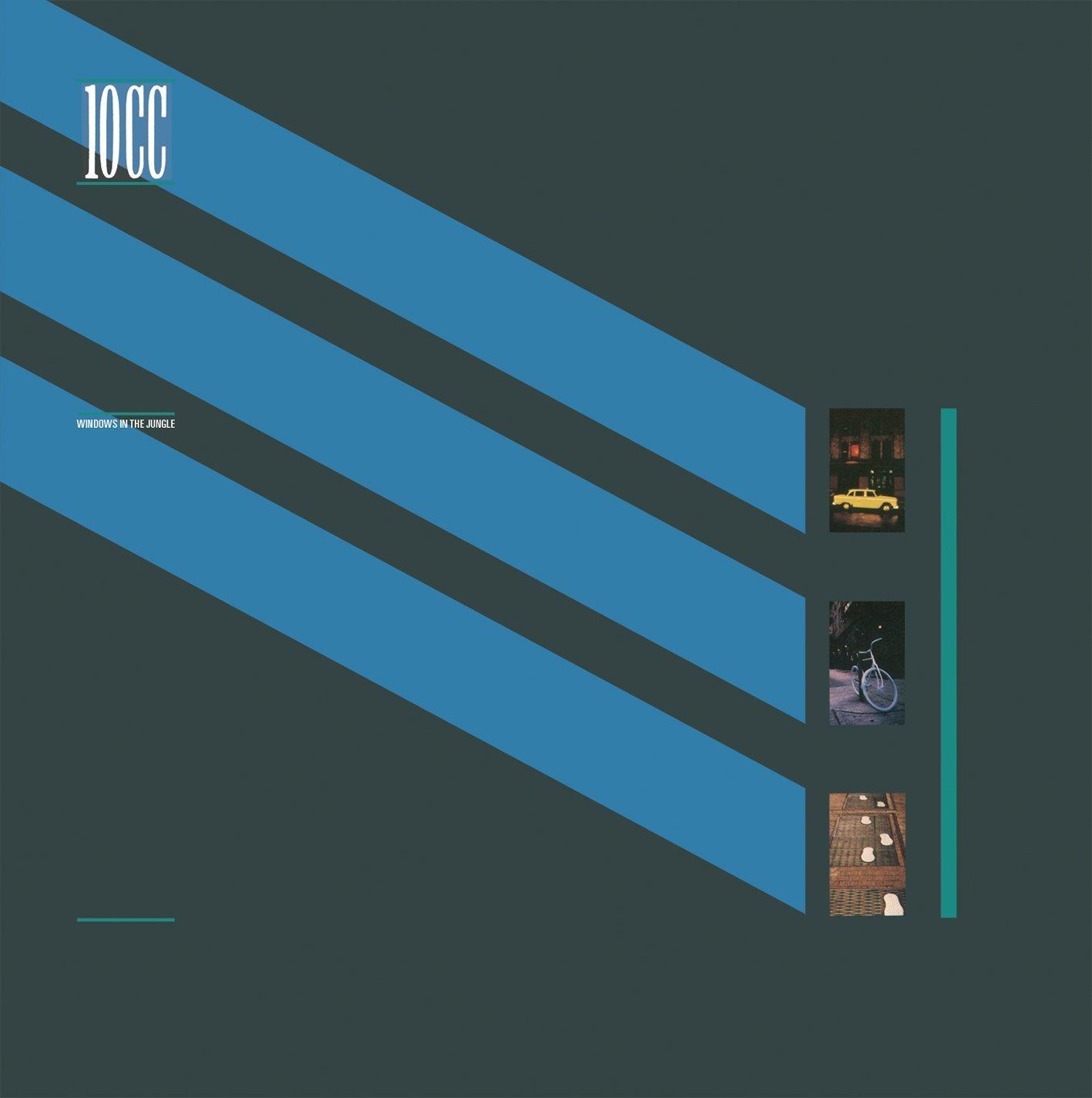10cc - Windows in the Jungle (Music CD)