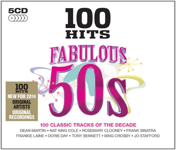 100 Hits - Fabulous 50's