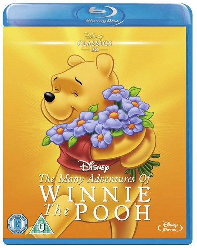 Many Adventures of Winnie the Pooh [Blu-ray]