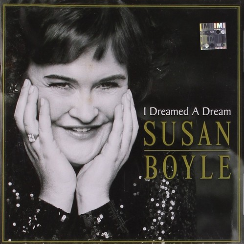 Susan Boyle - I Dreamed a Dream (Music CD)