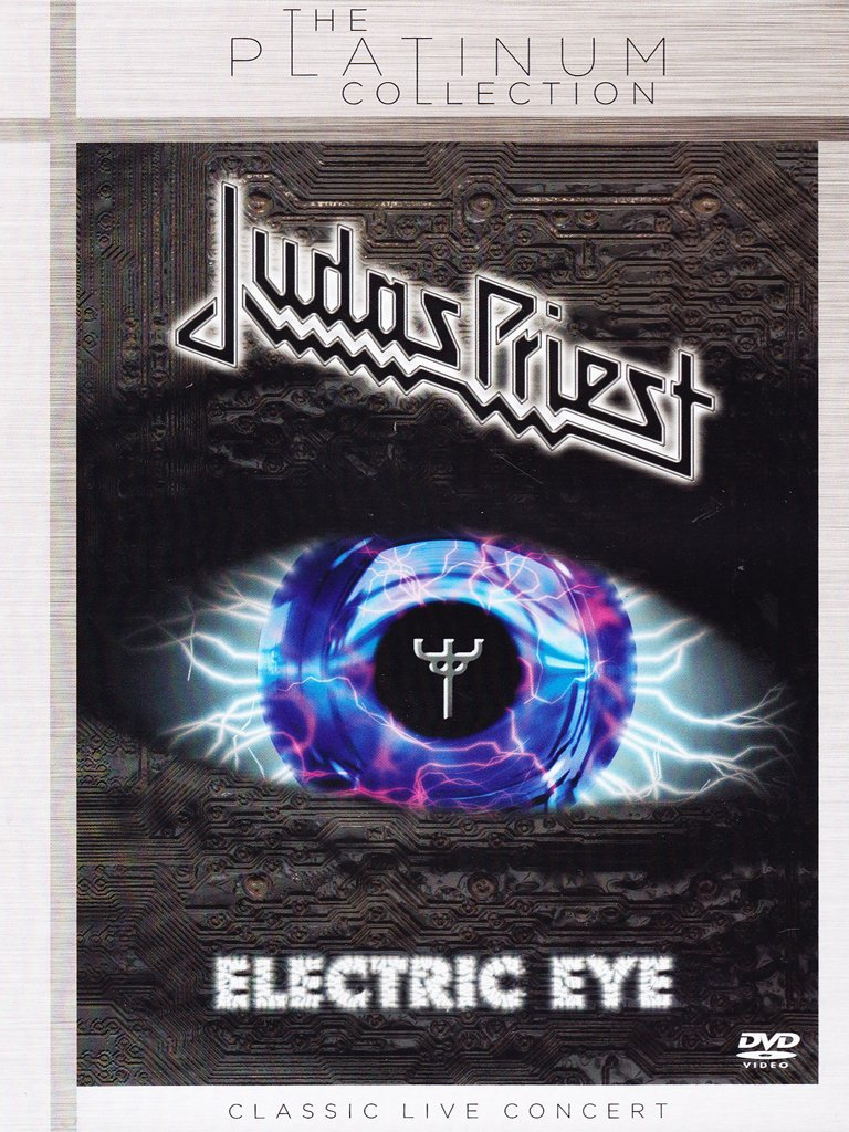Judas Priest - Electric Eye (DVD)