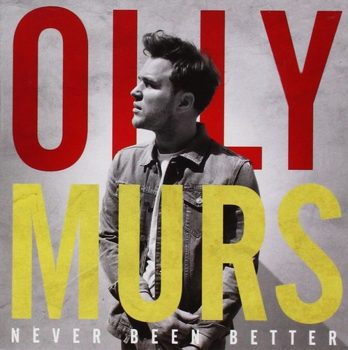 Olly Murs - Never Been Better (Music CD)