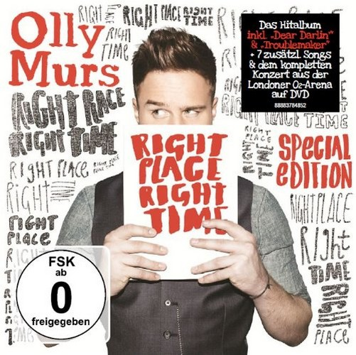 Right Place, Right Time (CD+DVD) [Special Edition]
