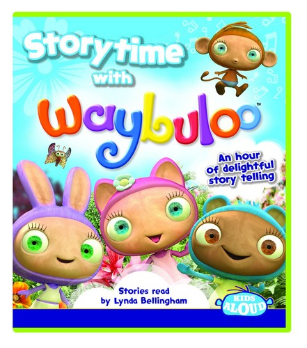 Storytime With Waybuloo (Kids Aloud)