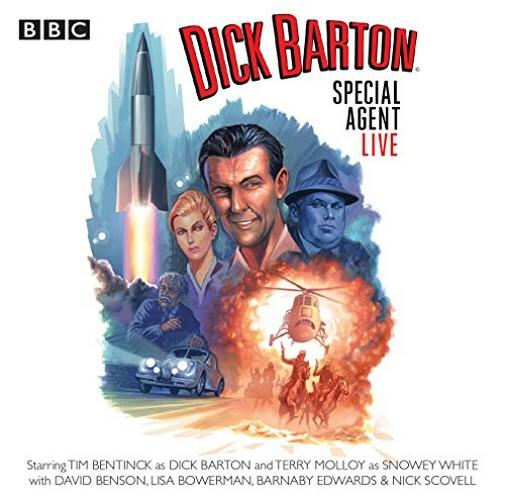 Dick Barton Live: (Dramatisation) (Audio CD)