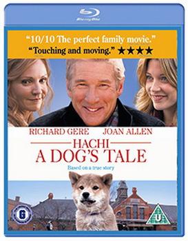 Hachi - A Dog's Tale (Blu-Ray)