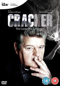Cracker Complete Collection (DVD)