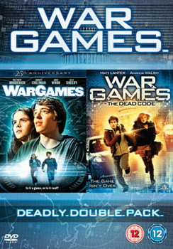 Wargames / Wargames 2 - The Dead Code (DVD)