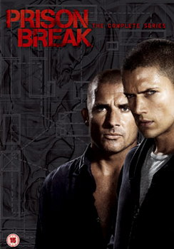 Prison Break  - Seasons 1 - 4 Complete Boxset (DVD)